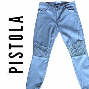 Pistola- Cropped Jeans